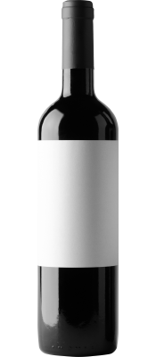Hartenberg Merlot 2016 wine bottle shot