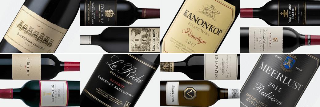 Wine CellarPersonal Wine Investment Portfolio